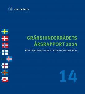 Gränshinderrådets årsrapport 2014